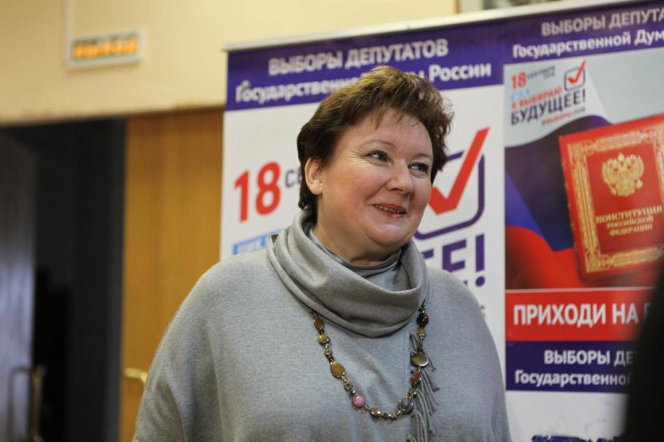 Галина Михайловна Донченкова
