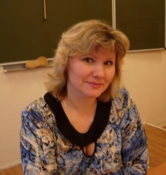 Галина Николаевна Верушкина