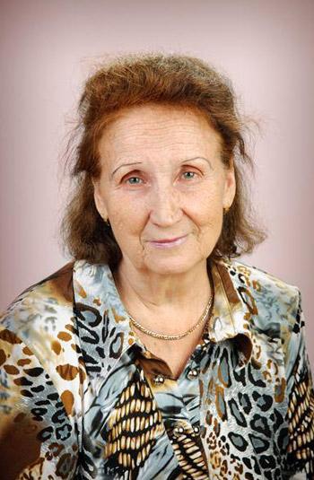 Галина Николаевна Якунина
