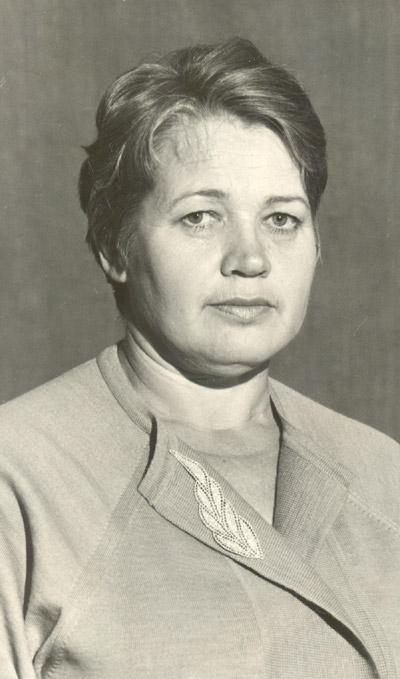 Галина Павловна Масленникова