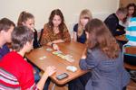 Торжественная церемония открытия клуба настольных игр «GameTown» в городе Обнинске (15 октября 2011 года)