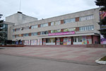 Дворец Культуры (ГДК) в городе Обнинске