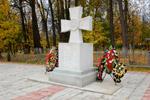 Памятный знак «Георгиевский крест» в городе Обнинске