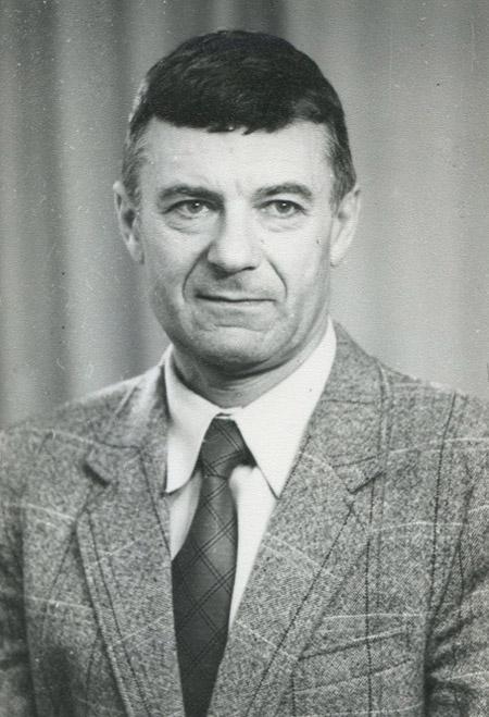 Георгий Ильич Тошинский
