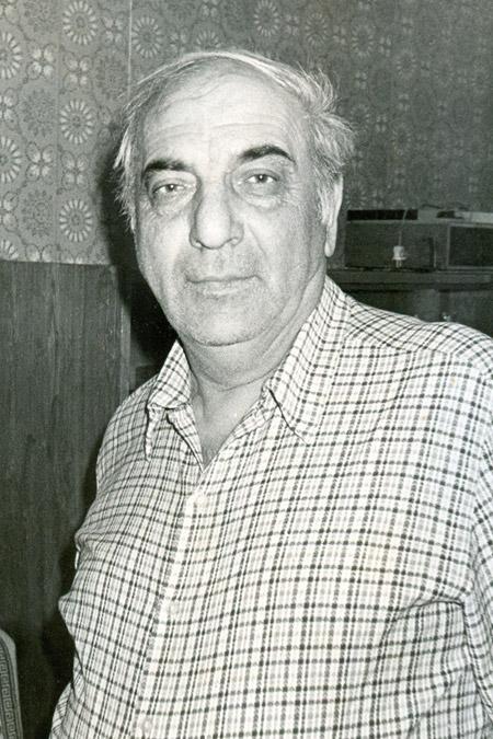 Георгий Иванович Майнас