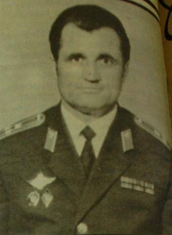 Григорий Никифорович Глушаница