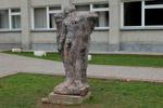 Скульптура «Икар» в городе Обнинске
