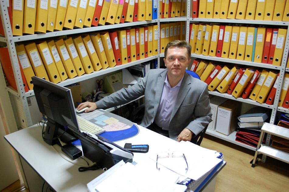 Игорь Георгиевич Глущенко
