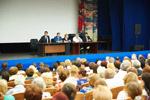 Визит Вероники Игоревны Скворцовой (министра здравоохранения РФ) в город Обнинск