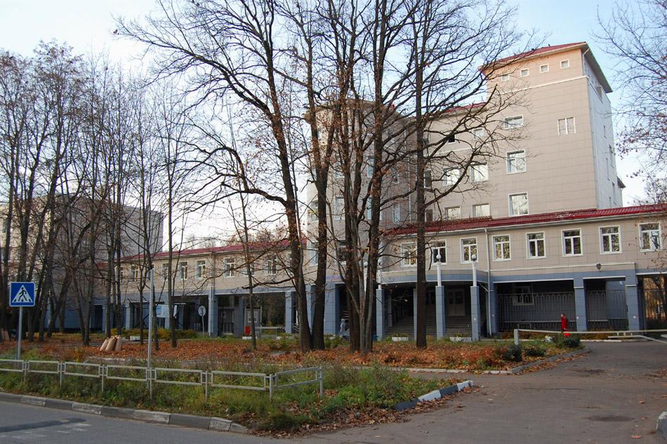 МРНЦ имени А.Ф. Цыба (ИМР) в городе Обнинске