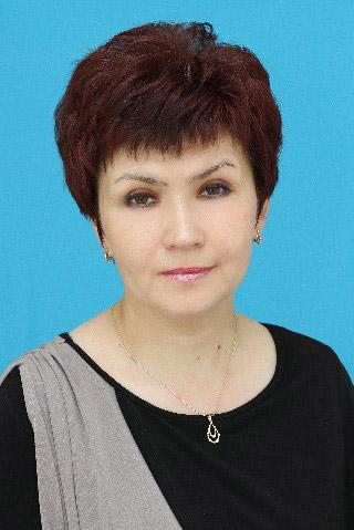 Инна Николаевна Краснова