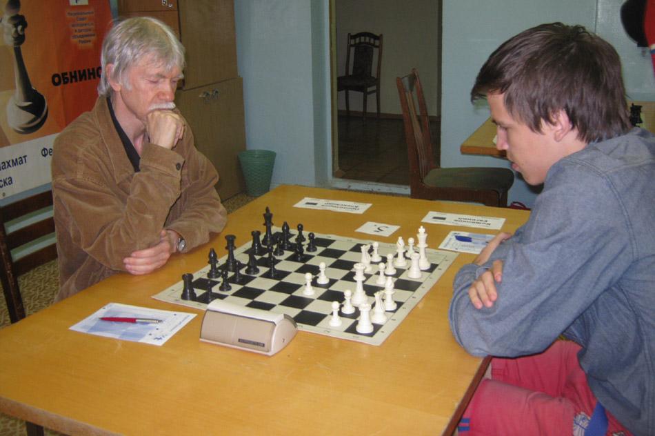 В Обнинске прошел Международный шахматный фестиваль