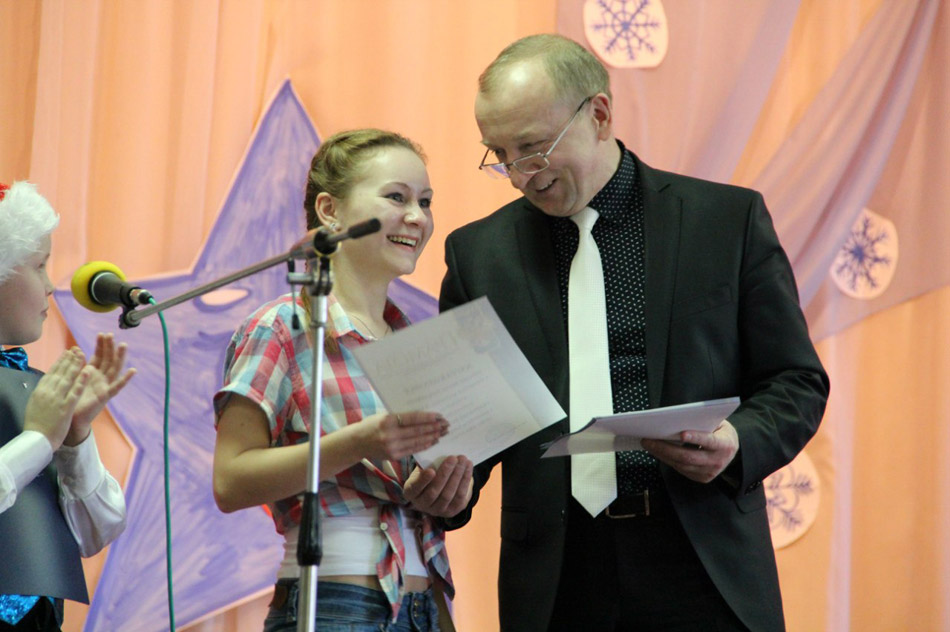 Ирина Александровна Радченко и Анатолий Афонасьевич Гераскин