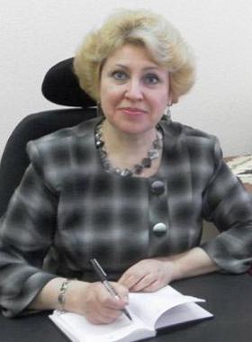Ирина Александровна Строева