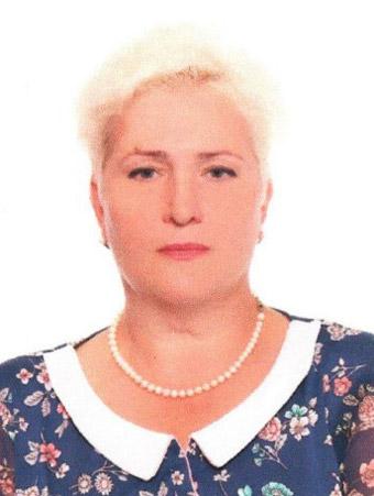 Ирина Алексеевна Лёвина