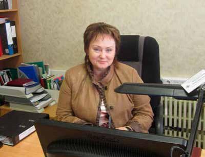 Ирина Алексеевна Шестопалова