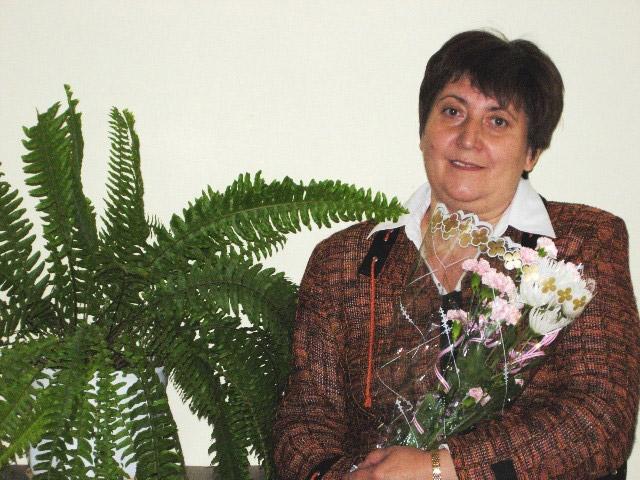 Ирина Борисовна Жеглова