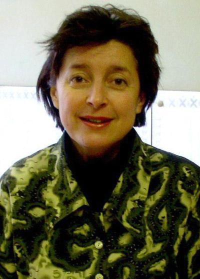 Ирина Евгеньевна Соловьёва