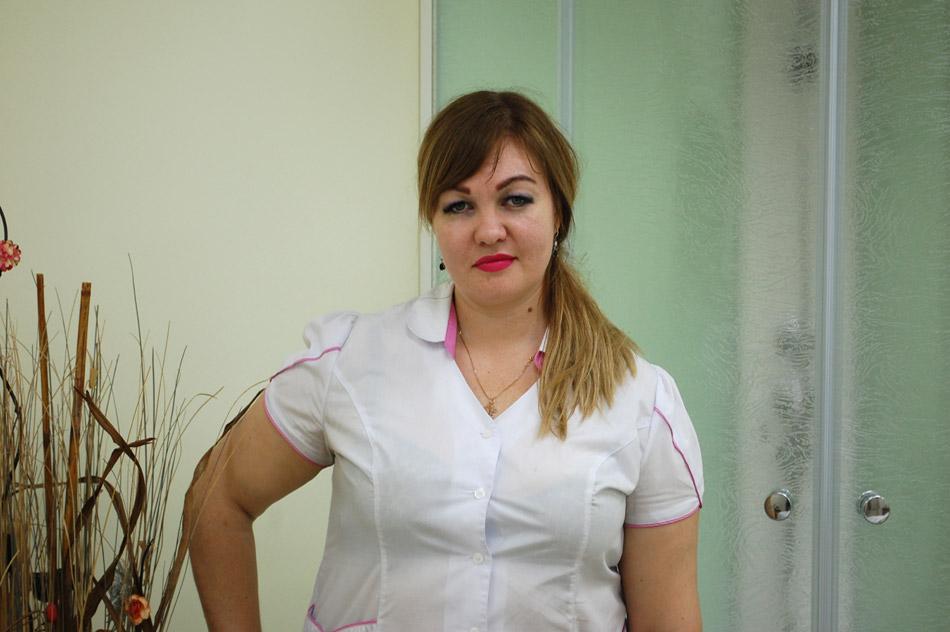 Ирина Фёдоровна Бубнова
