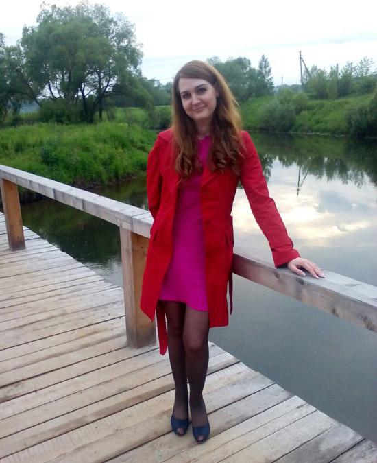 Ирина Петровна Кривченко