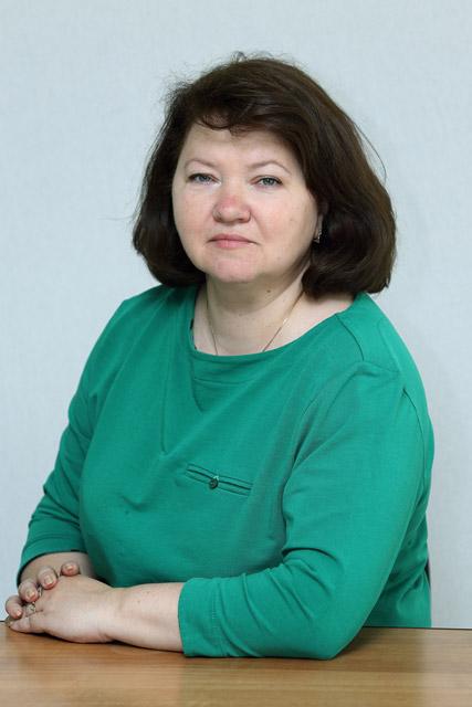 Ирина Сергеевна Жмакина