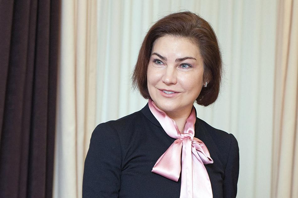 Ирина Валентиновна Венедиктова