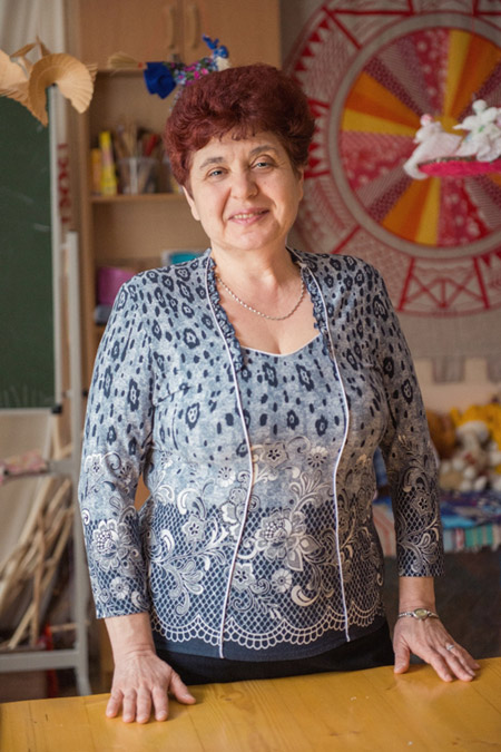 Ирина Викторовна Леках