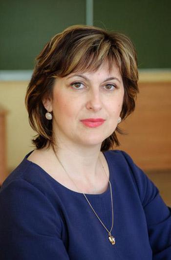 Ирина Викторовна Шульженко