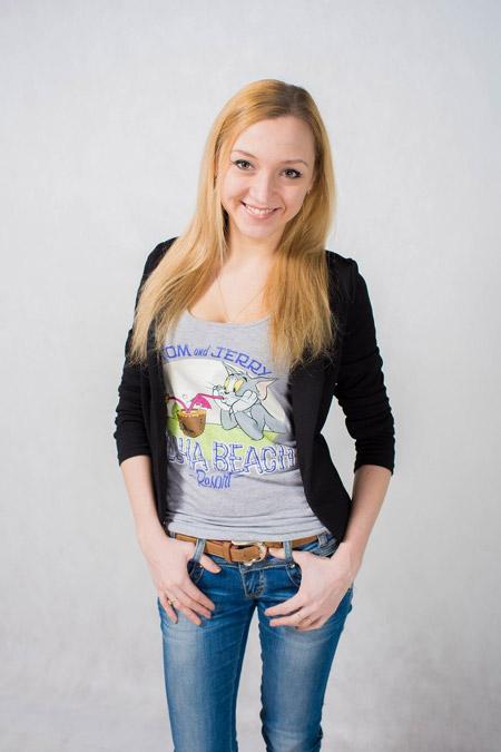 Ирина Витальевна Затинщикова