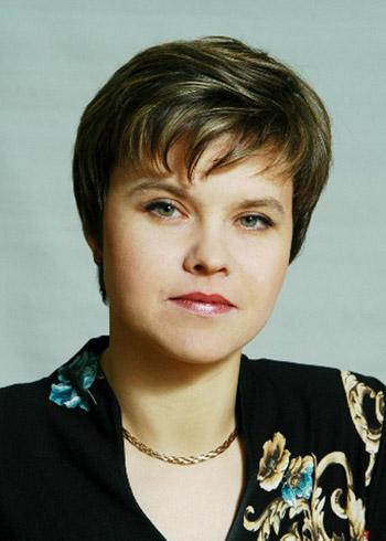 Ирина Юрьевна Замиусская