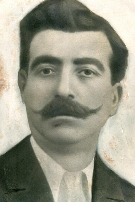 Иван Георгиевич Майнас