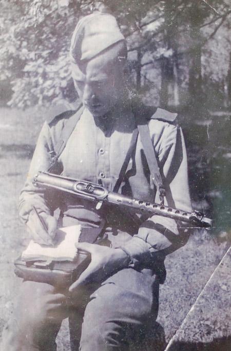 Иван Полуэктович Болотских