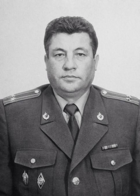 Иван Васильевич Шестопалов