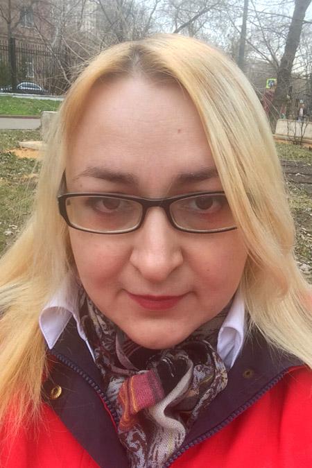 Карина Александровна Вербицкая