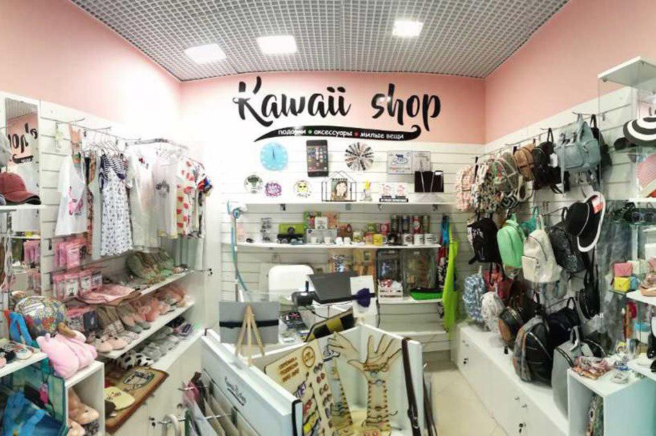 Магазин «Кавайи Шоп» (KAWAII SHOP) на прежнем месте в городе Обнинске