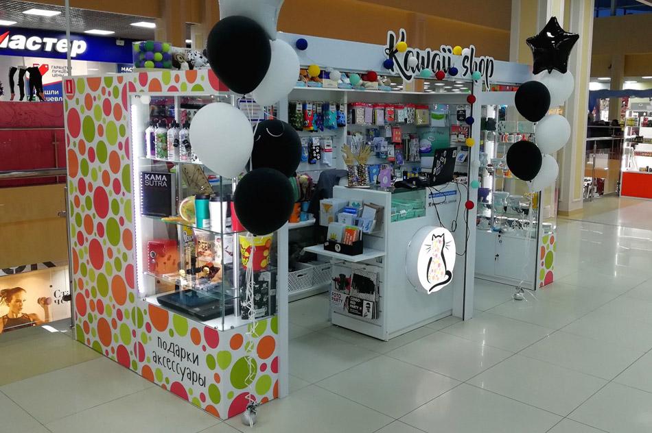 Магазин «Кавайи Шоп» (KAWAII SHOP) в городе Обнинске