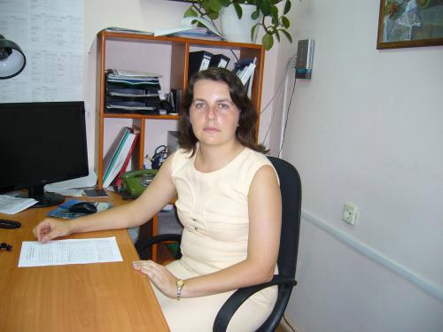 Ксения Владимировна Найдёнкова