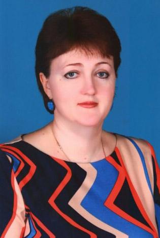 Лариса Анатольевна Жеребцова