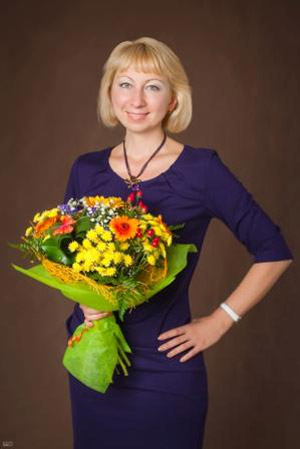 Лариса Евгеньевна Алёхина
