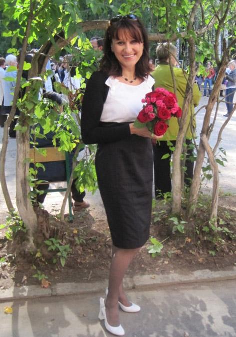 Лариса Ивановна Николаева