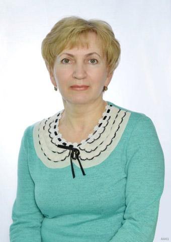 Лариса Викторовна Стехова