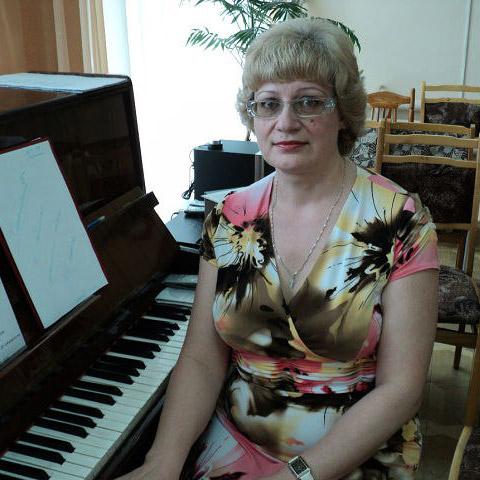 Лариса Владимировна Кудашкина