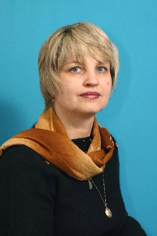 Лариса Вячеславовна Максименко