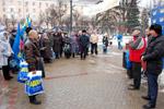 23 февраля 2015 года на Театральной площади в Калуге прошёл митинг, посвящённый празднованию Дня защитника Отечества