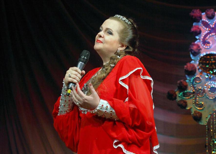 Лидия Михайловна Музалёва