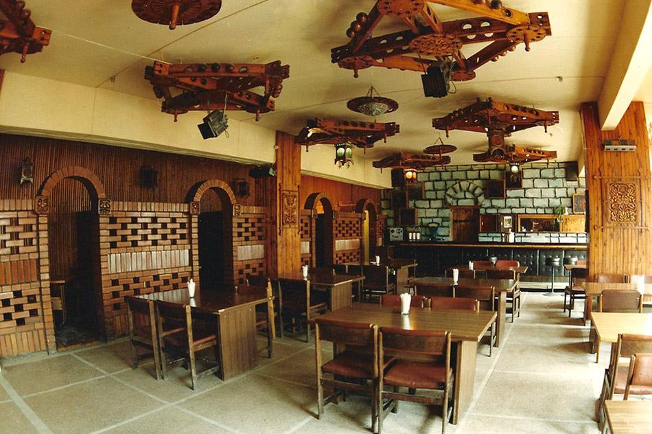 Кафе «Лира» в городе Обнинске