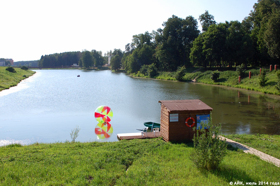 Новая лодочная станция открылась в Белкино