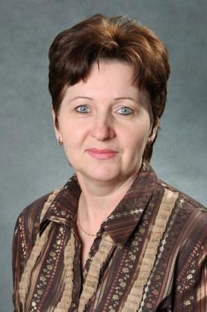 Любовь Николаевна Смолякова