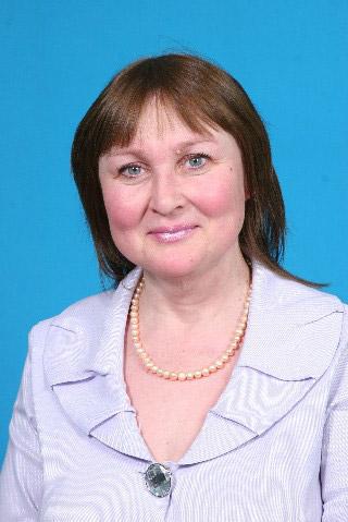 Любовь Олеговна Нестеренко