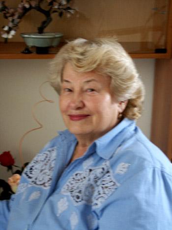 Людмила Фёдоровна Шкарпетина